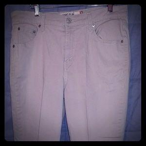 Levi's Jeans - Levi's slim capris